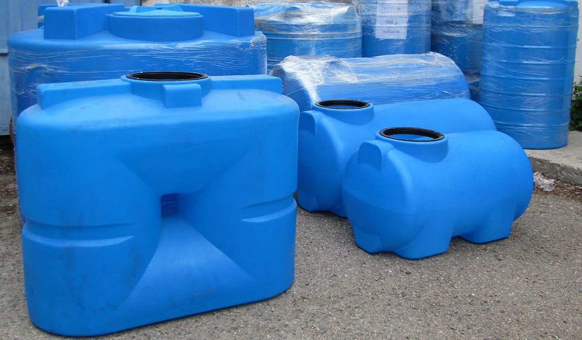 схема подключения питьевого бака для воды